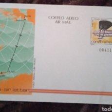 Sellos: MATASELLOS SOBRE DEL PRIMER DÍA CORREO AEREO. Lote 270603423