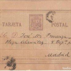 Francobolli: TARJETA POSTAL-ENTERO POSTAL PRIVADO Y CIRCULADO POR EL DOCTOR THEBUSSEM.. Lote 275143228