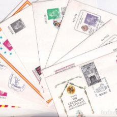 Selos: SELLOS ESPAÑA OFERTA 12 SOBRES ENTERO POSTALES VARIADOS. Lote 287250108