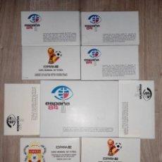 Selos: SELLOS ESPAÑA OFERTA LOTE DE 10 PACKS DE SPD ESPAÑA 82 Y 84. MÁS DE 150 SPD. Lote 287320188