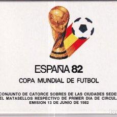 Selos: SELLOS ESPAÑA OFERTA PACK DE SPD ESPAÑA 82 ( 14 SPD ). Lote 287320823