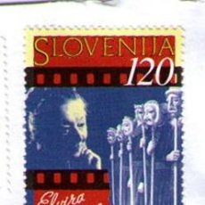 Timbres: ESLOVENIA 2000 - CINE - YVERT Nº 262. Lote 36249906
