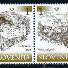 Sellos: ESLOVENIA.- MICHEL Nº 298/99**, EN NUEVO.. Lote 33106544