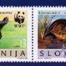 Sellos: ESLOVENIA.- YVERT Nº 131/34**, EN NUEVO.(ESLOV-14). Lote 33106576