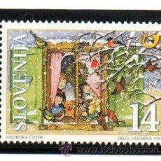 Sellos: ESLOVENIA.- MICHELL Nº 211, EN NUEVO. Lote 36024672