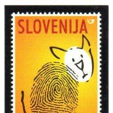 Sellos: ESLOVENIA.- MICHELL Nº 368, EN NUEVO. Lote 36064161