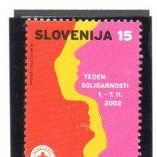 Sellos: ESLOVENIA.- MICHELL Nº Z27 EN NUEVO. Lote 36065744