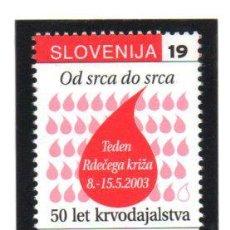 Sellos: ESLOVENIA.- MICHELL Nº Z28 EN NUEVO. Lote 36067352
