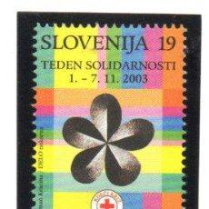 Sellos: ESLOVENIA.- MICHELL Nº Z29 EN NUEVO. Lote 36067356