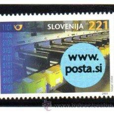 Sellos: ESLOVENIA.- MICHELL Nº 442, EN NUEVO. Lote 36067399
