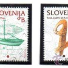 Sellos: ESLOVENIA.- MICHELL Nº 443/446, EN NUEVO. Lote 36067463