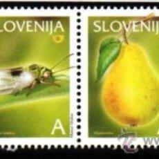 Sellos: ESLOVENIA.- MICHELL Nº 479/81, EN NUEVO. Lote 36082926