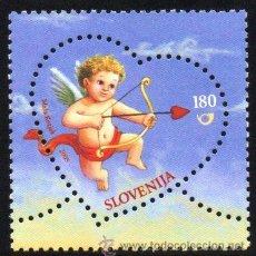 Sellos: ESLOVENIA.- MICHELL Nº 501, EN NUEVO. Lote 36083112