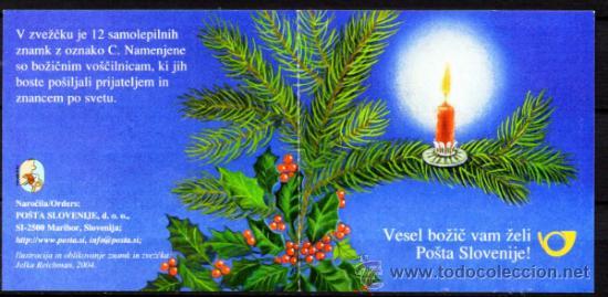 Sellos: ESLOVENIA.- MICHELL CARNET CON DOCE SELLOS Nº 491, EN NUEVO - Foto 2 - 36083283