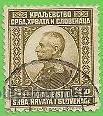 ESLOVENIA, CROACIA Y SERBIA - MICHEL 155 - YVERT 139 - REY PETER I. (1921) (Sellos - Extranjero - Europa - Eslovenia)