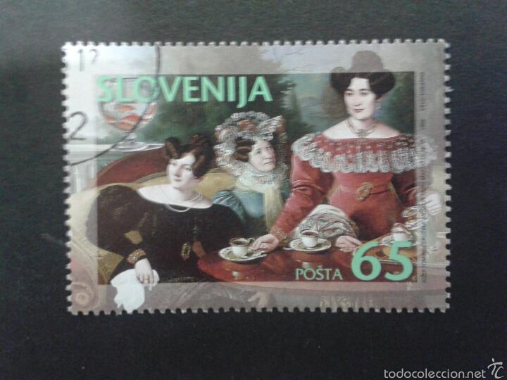SELLOS DE ESLOVENIA. YVERT 158. SERIE COMPLETA USADA. (Sellos - Extranjero - Europa - Eslovenia)