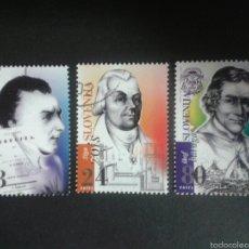 Briefmarken - SELLOS DE ESLOVENIA. YVERT 177/9. SERIE COMPLETA USADA. - 57776110