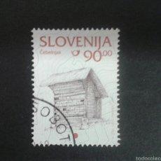 Sellos: SELLOS DE ESLOVENIA. YVERT 180. SERIE COMPLETA USADA.. Lote 57776114