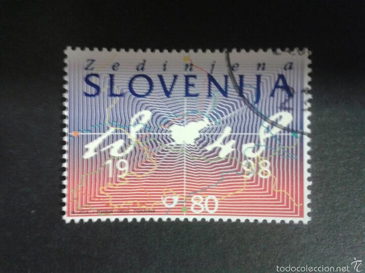 SELLOS DE ESLOVENIA. YVERT 213. SERIE COMPLETA USADA. (Sellos - Extranjero - Europa - Eslovenia)