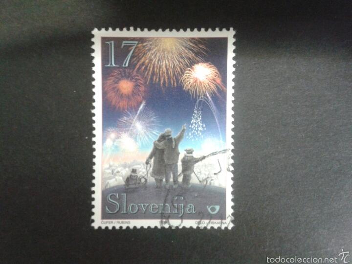 SELLOS DE ESLOVENIA. YVERT 255. SERIE COMPLETA USADA. (Sellos - Extranjero - Europa - Eslovenia)