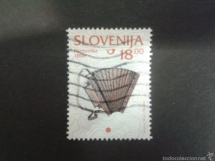 SELLOS DE ESLOVENIA. YVERT 257. SERIE COMPLETA USADA. (Sellos - Extranjero - Europa - Eslovenia)