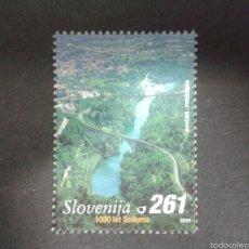 Sellos: SELLOS DE ESLOVENIA. YVERT 317. SERIE COMPLETA NUEVA SIN CHARNELA.. Lote 57841769