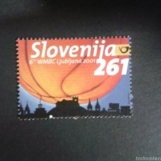 Sellos: SELLOS DE ESLOVENIA. YVERT 327C. SERIE COMPLETA NUEVA SIN CHARNELA.. Lote 57841799