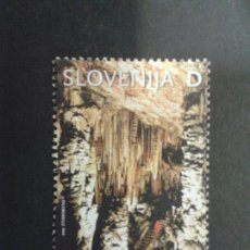 Sellos: SELLOS DE ESLOVENIA. YVERT 385. SERIE COMPLETA NUEVA SIN CHARNELA.. Lote 57877143