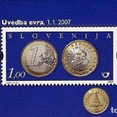 Sellos: HB USADA DE ESLOVENIA, YT 30. Lote 107434615