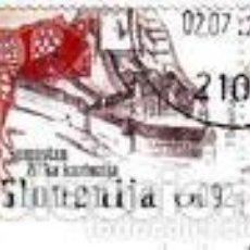 Sellos: SELLO USADA DE ESLOVENIA, YT 645. Lote 107434927