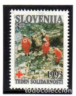 ESLOVENIA.- CATÁLOGO MICHELL Nº Z5, EN NUEVO (Sellos - Extranjero - Europa - Eslovenia)