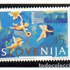 Sellos: ESLOVENIA.- CATÁLOGO MICHELL Nº 176, EN NUEVO. Lote 117816199