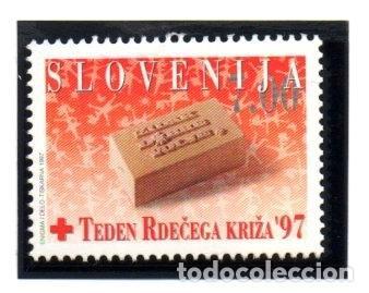 ESLOVENIA.- CATÁLOGO MICHELL Nº Z13, EN NUEVO (Sellos - Extranjero - Europa - Eslovenia)