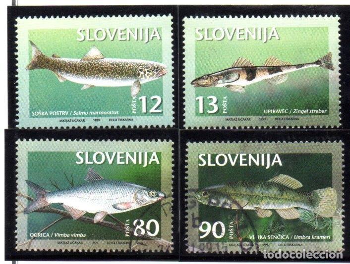 ESLOVENIA.- CATÁLOGO MICHELL Nº 178/81, EN NUEVOS Y USADOS (Sellos - Extranjero - Europa - Eslovenia)