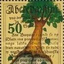 Sellos: ESLOVENIA 2000 - SLOVENIE - 450 AÑOS DEL PRIMER LIBRO IMPRESO - YVERT Nº 309**. Lote 159991134