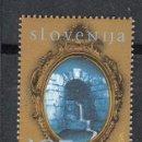 Sellos: ESLOVENIA 2001 - SLOVENIE - EUROPA CEPT - EL AGUA - YVERT Nº 322**. Lote 160092642