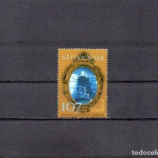 Sellos: ESLOVENIA 2001, YVERT 322, MNH-SC. Lote 43248128