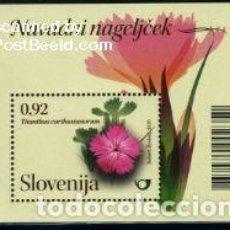 Sellos: HB USADA DE ESLOVENIA , YT 47. Lote 202551055
