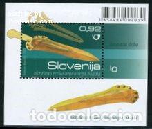 HB NUEVA DE ESLOVENIA YT 45 (Sellos - Extranjero - Europa - Eslovenia)