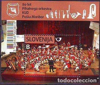 HB USADA DE ESLOVENIA YT 53 (Sellos - Extranjero - Europa - Eslovenia)