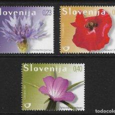 Timbres: ESLOVENIA. YVERT NSº 641/43 NUEVOS. Lote 221624097