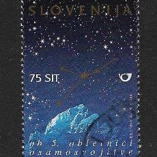 Timbres: ESLOVENIA. YVERT Nº 141 USADO. Lote 224396497