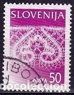 SELLO USADO DE ESLOVENIA, YT 152 (Sellos - Extranjero - Europa - Eslovenia)