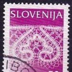 Sellos: SELLO USADO DE ESLOVENIA, YT 152. Lote 235012590