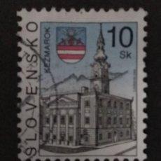 Sellos: ESLOVENIA. Lote 241131915