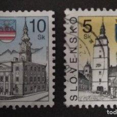 Sellos: ESLOVENIA.. Lote 242400645