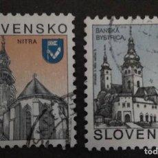 Sellos: ESLOVENIA.. Lote 242400915