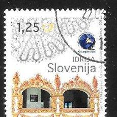 Francobolli: SLOVENIJA. Lote 268943999