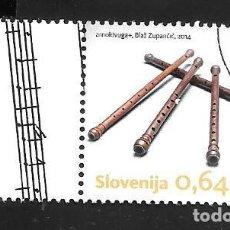 Francobolli: SLOVENIJA. Lote 269232398