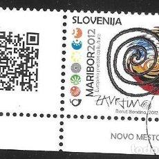 Francobolli: SLOVENIJA. Lote 269232583